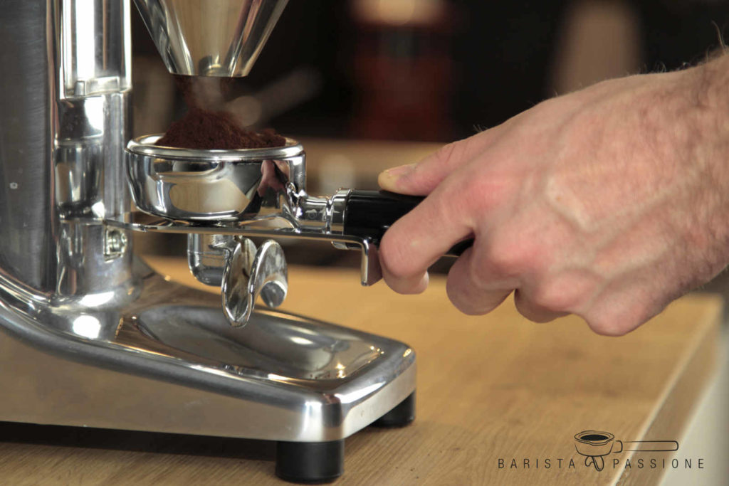 espressobohnen frische mahlen