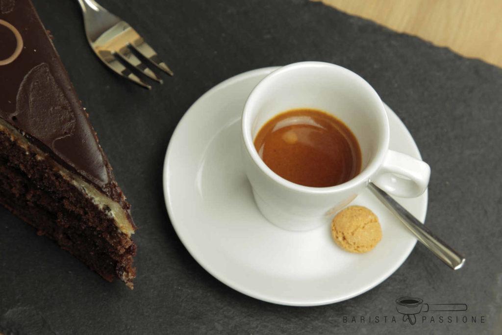 espresso zubereiten - der perfekte