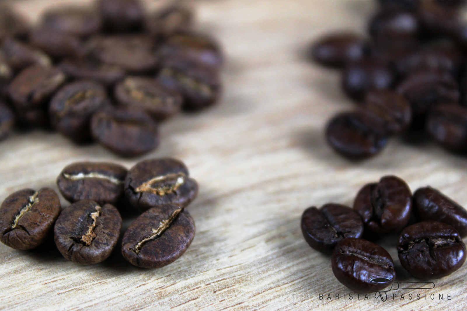 espressobohnen: arabica vs. robusta
