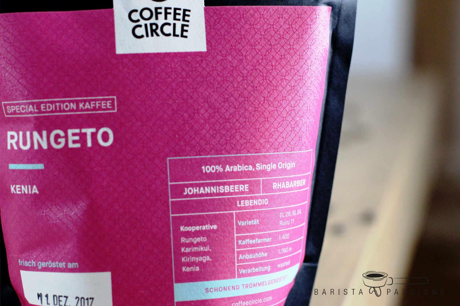 88ea054fcf Spezialitätenröster (im Bild Single Origin Kaffee von coffeecircle) gehen  viel mehr ins Details, wenn sie von sortenreinen Kaffees oder Single Origin  ...