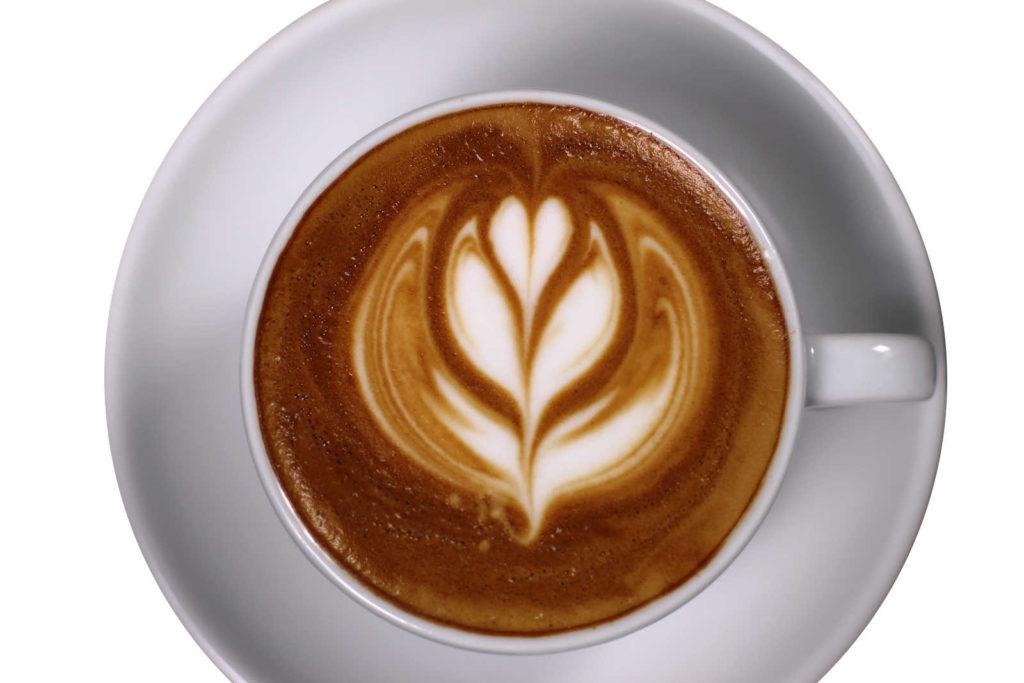 latte art ist echte kaffee kunst