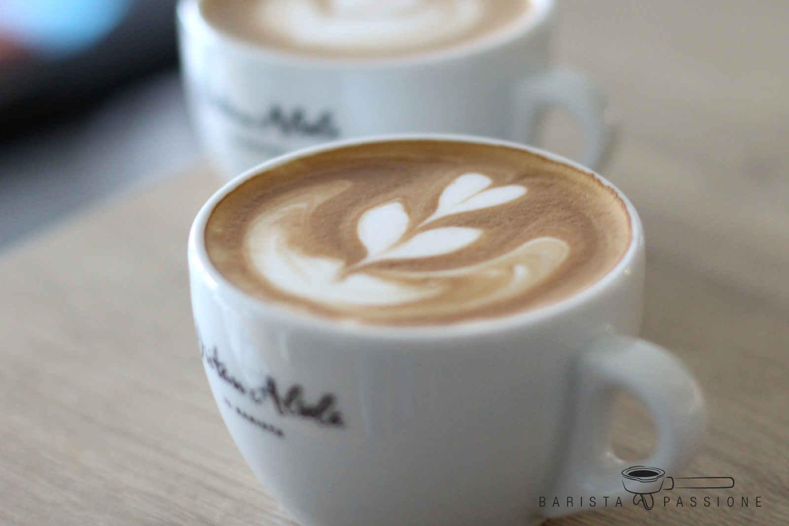 cappuccino machen