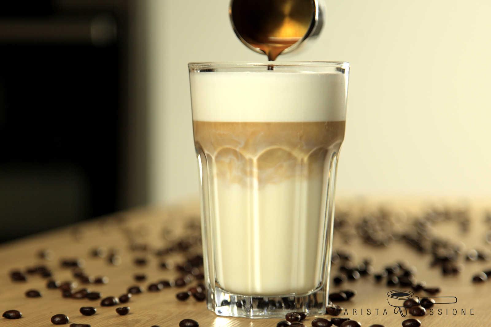 latte macchiato zubereiten | latte macchiato rezept | hilfreiche tipps
