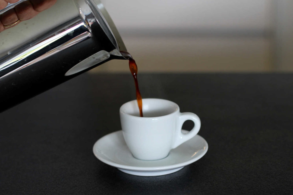 espressokocher italienisch anleitung