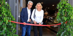 Kathrin Tewes & Stefan Tewes von Coffee Fellows