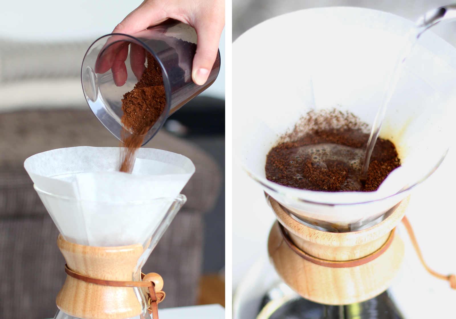 schritt-5-chemex-kaffeebohnen-in-den-filter-fuellen